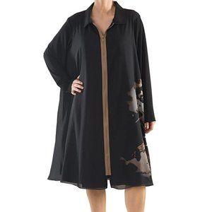 Plus Size Multi Occasional Dress - La Mouette